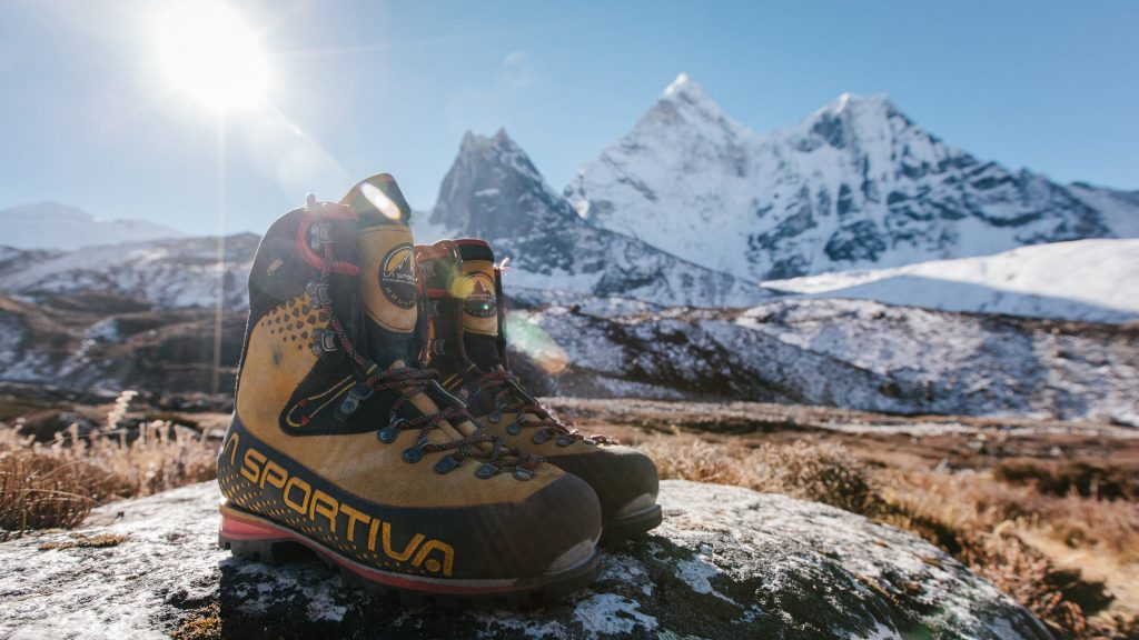chaussures de trek nepal cube gtx la sportiva2