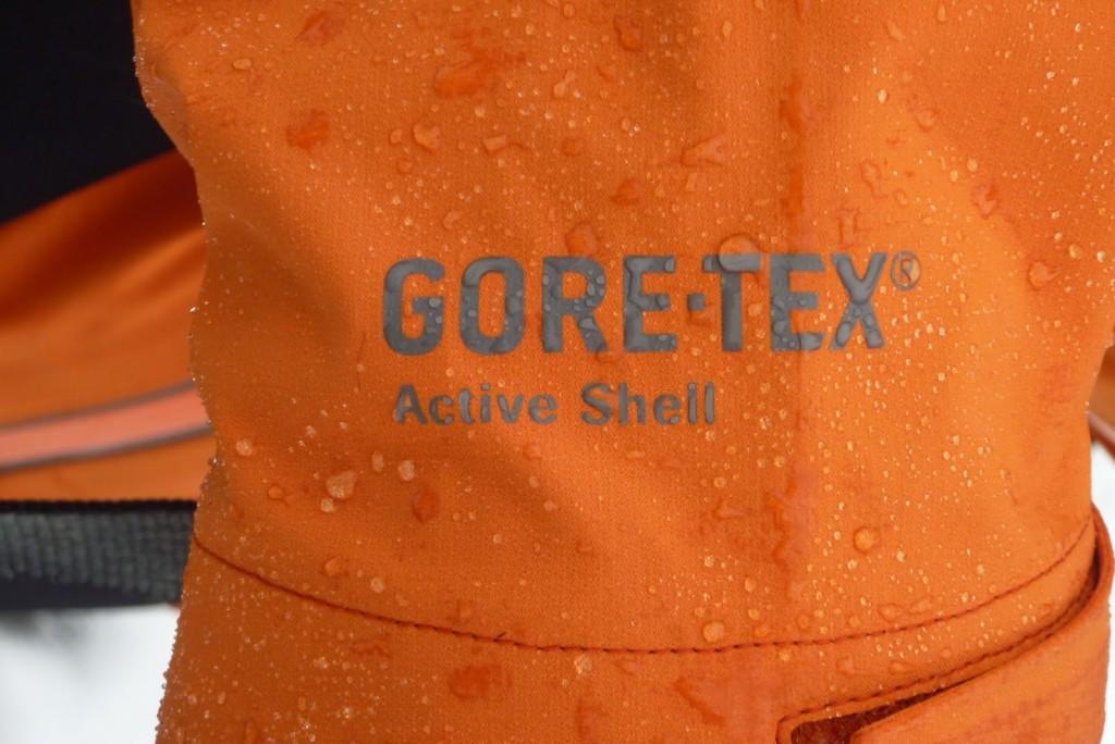 Préparer le GR20 Gore-Tex-Active-Shell2