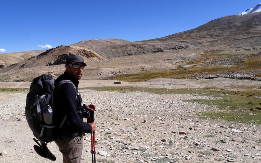 sac à dos de trek ladakh