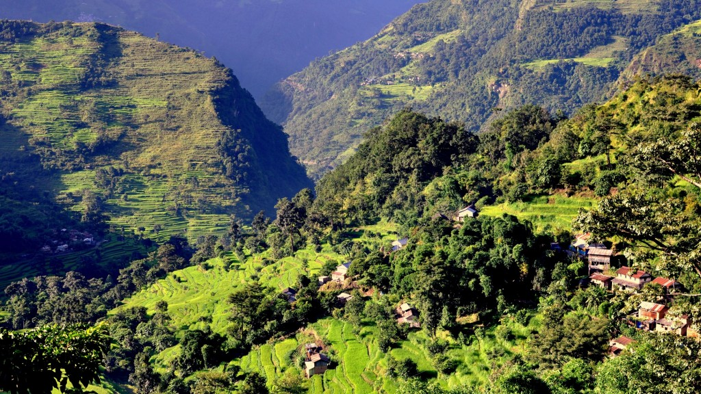 Tour nord des Annapurnas Bahundanda
