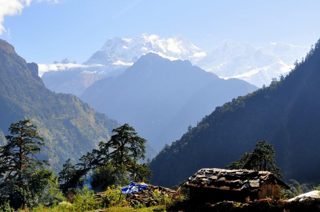 Tour nord des Annapurnas Manaslu Timang