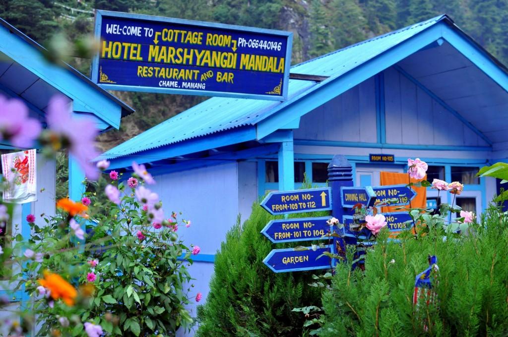 Annapurnas Chame