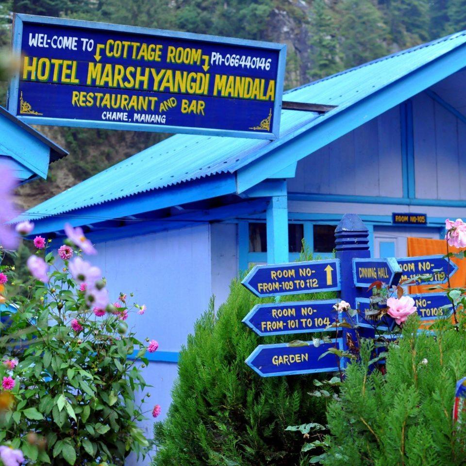 Lodge à Chame (2670m)