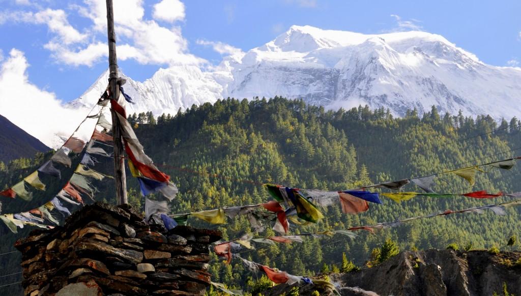 Tour nord des Annapurnas - Pisang