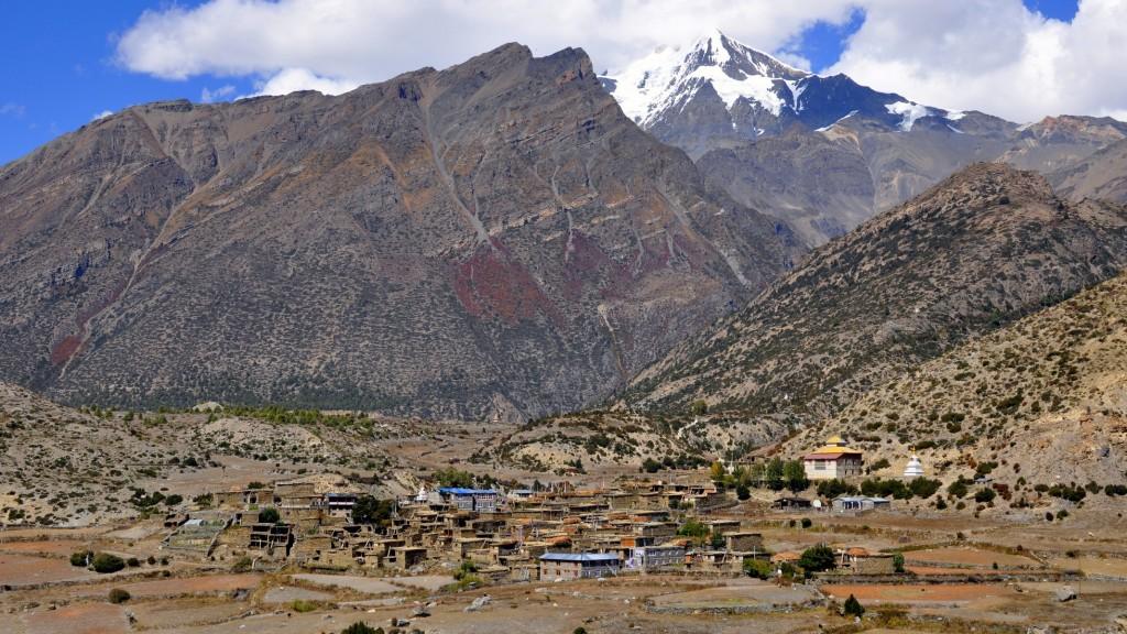 Tour nord des Annapurnas - Ngawal