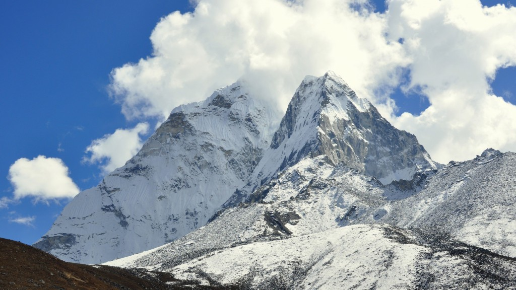 Trek du camp de base de l'Everest, Ama Dablam