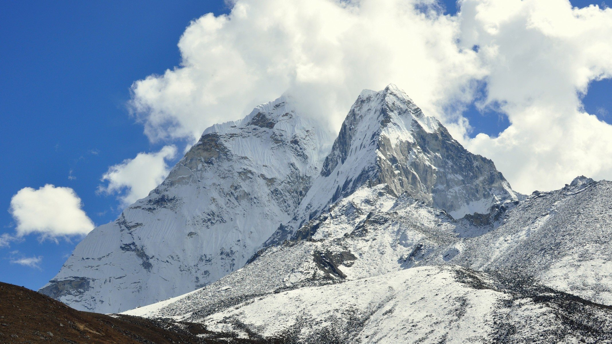 Trek du camp de base de l'Everest, Ama Dablam