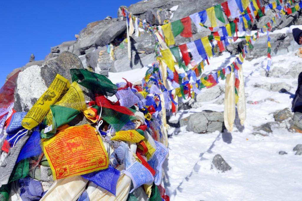 Col de Cho La (5420m)
