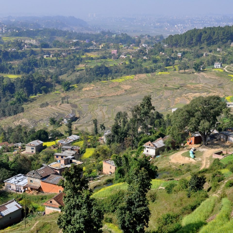 Bhaktapur, campagne
