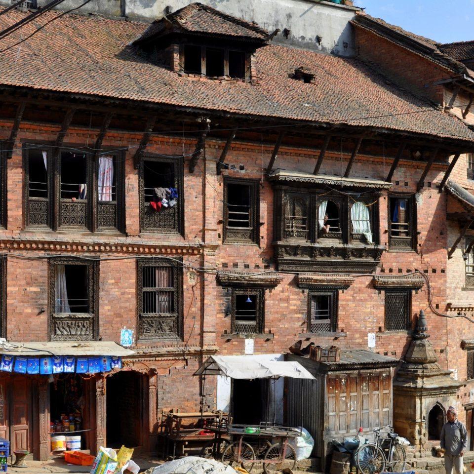 Bhaktapur, rue