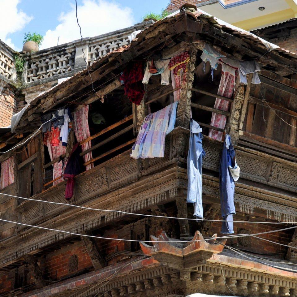 Katmandou, vieille ville