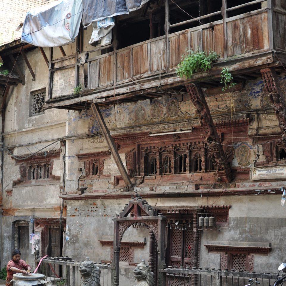 Katmandou, Asan Tole