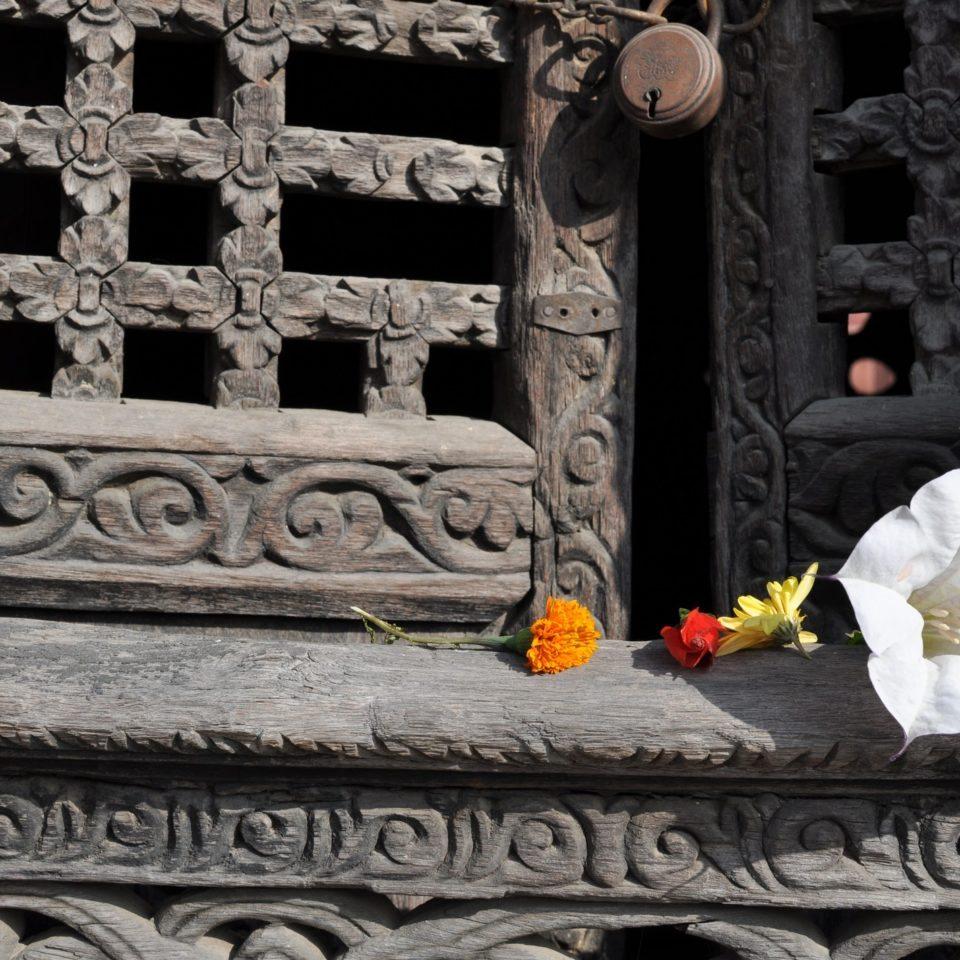 Katmandou, temple de Tripureshwar Mahadev