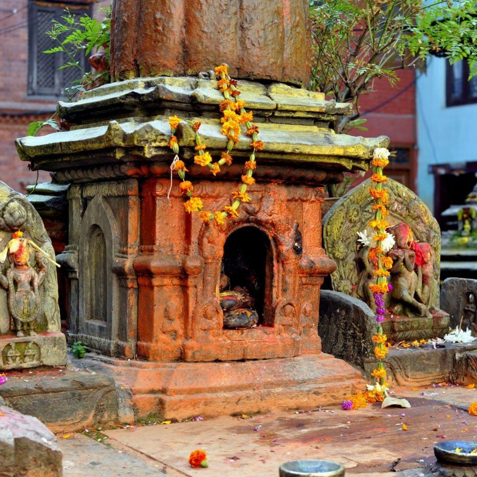 Patan, vieille ville