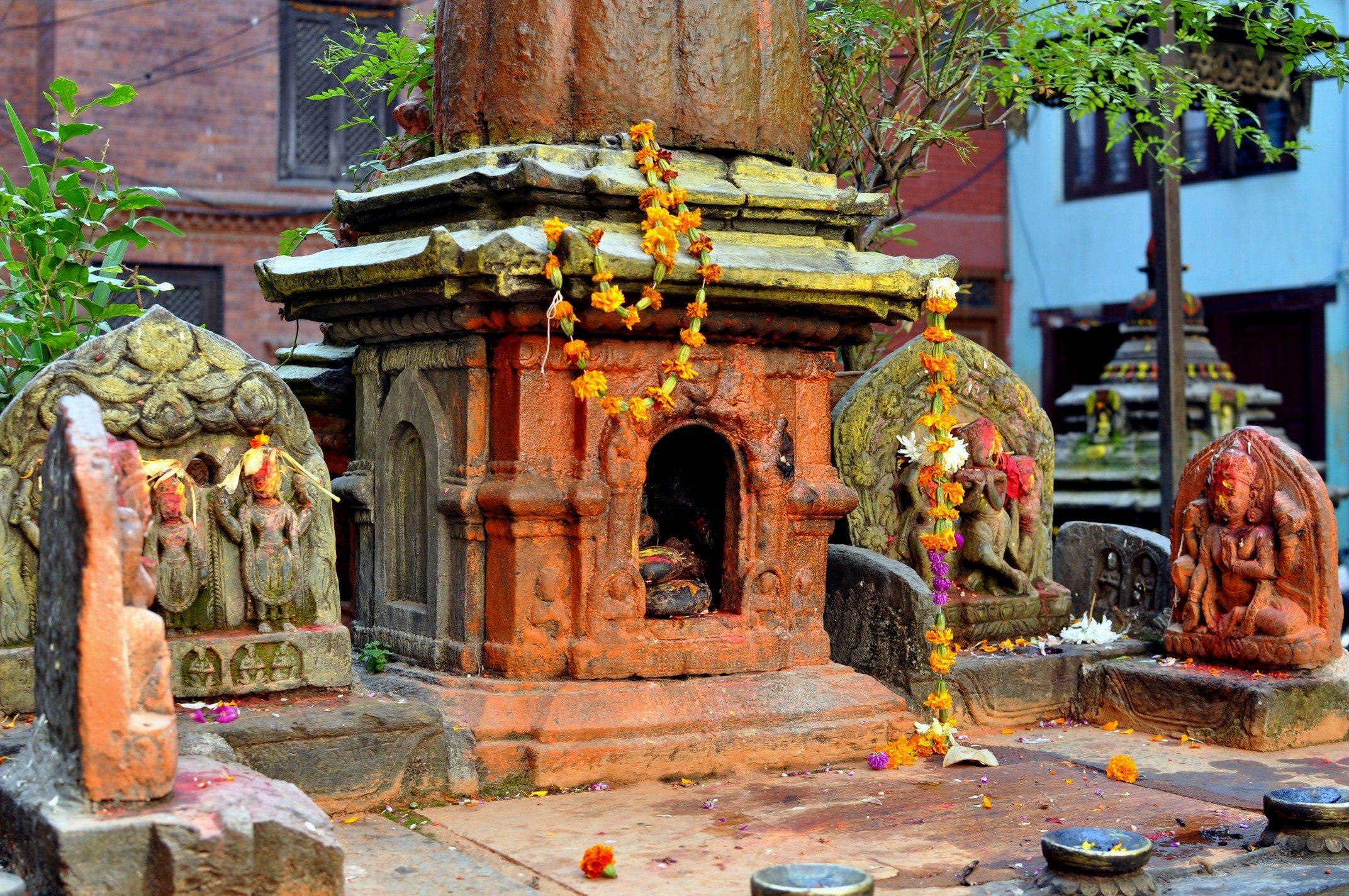 Vallée de Katmandou - Patan, vieille ville