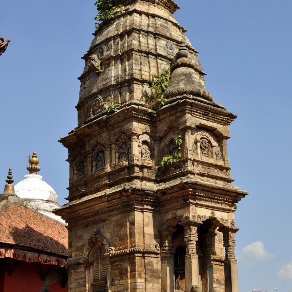Bhaktapur, Durbar Square. temple de Siddhi Lakshmi