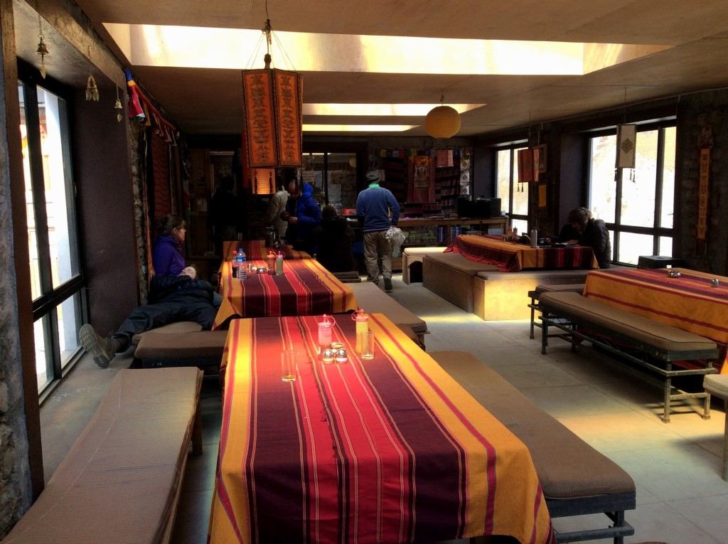 Annapurnas Thorung base Camp
