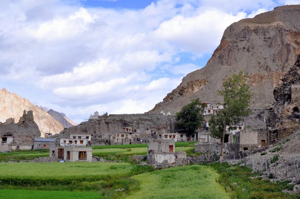 Village de Markha (3750m)
