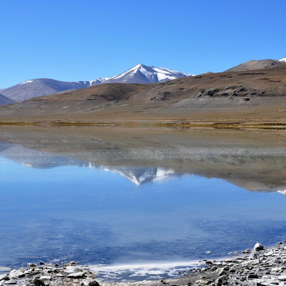 Lac Tso Kar, 4500m