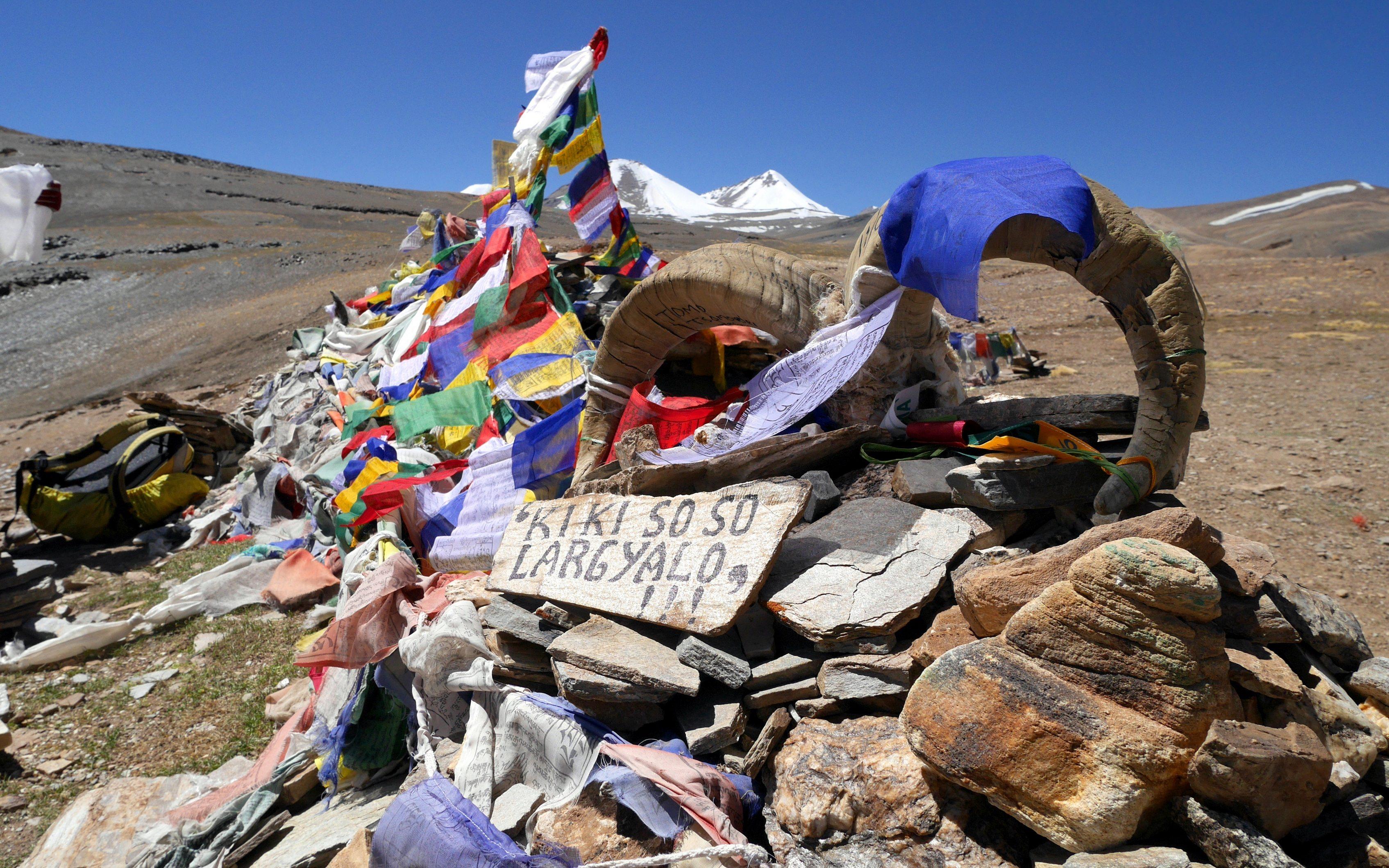 Col de Yalung Nyau La (5430m)