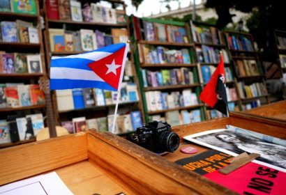 Cuba, Plaza de Armas, La Havane