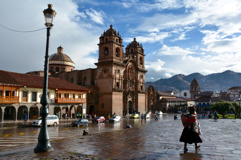 Plaza de Armas, Cuzco