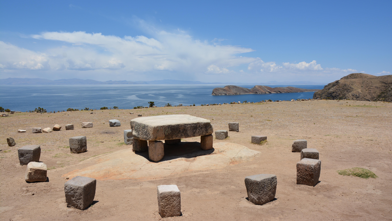 Roca Sagrada, Isla del Sol