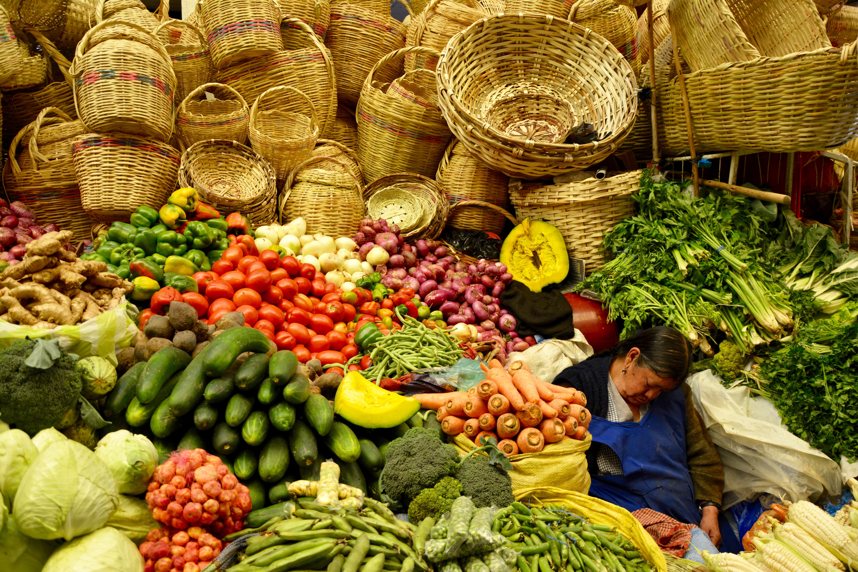 Mercado central, Sucre