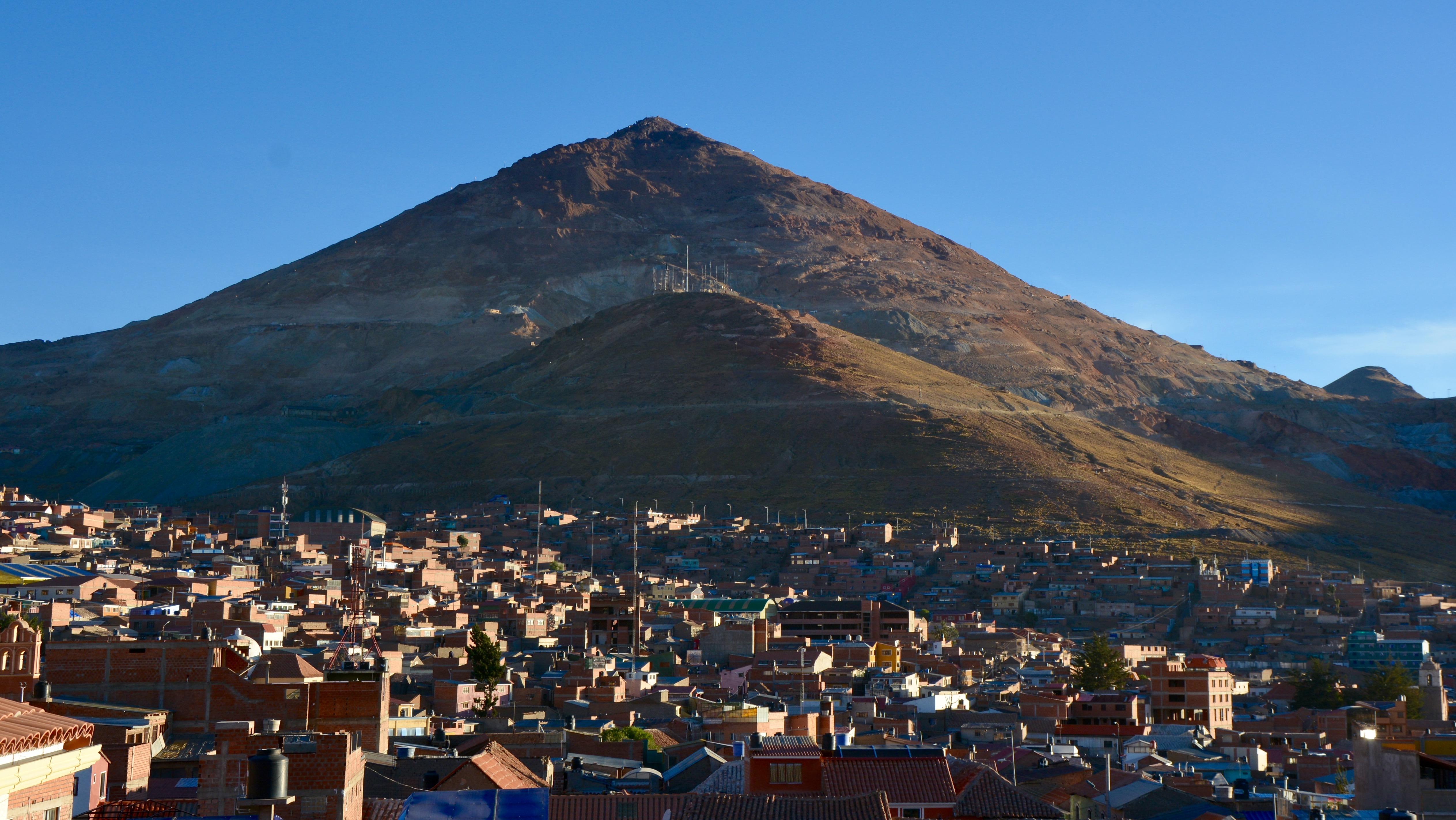 Potosi Cerro Rico