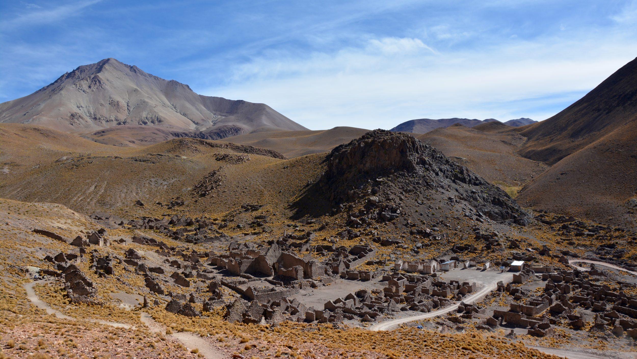 Sud Lipez, Tupiza San Pablo de Nuevo Mundo