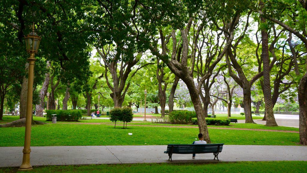 Buenos Aires, Parque San Martin