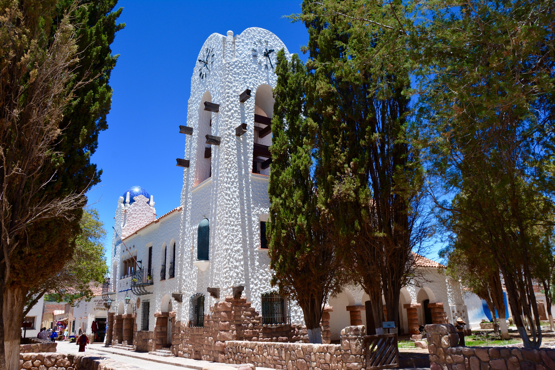 Humahuaca, hotel de ville