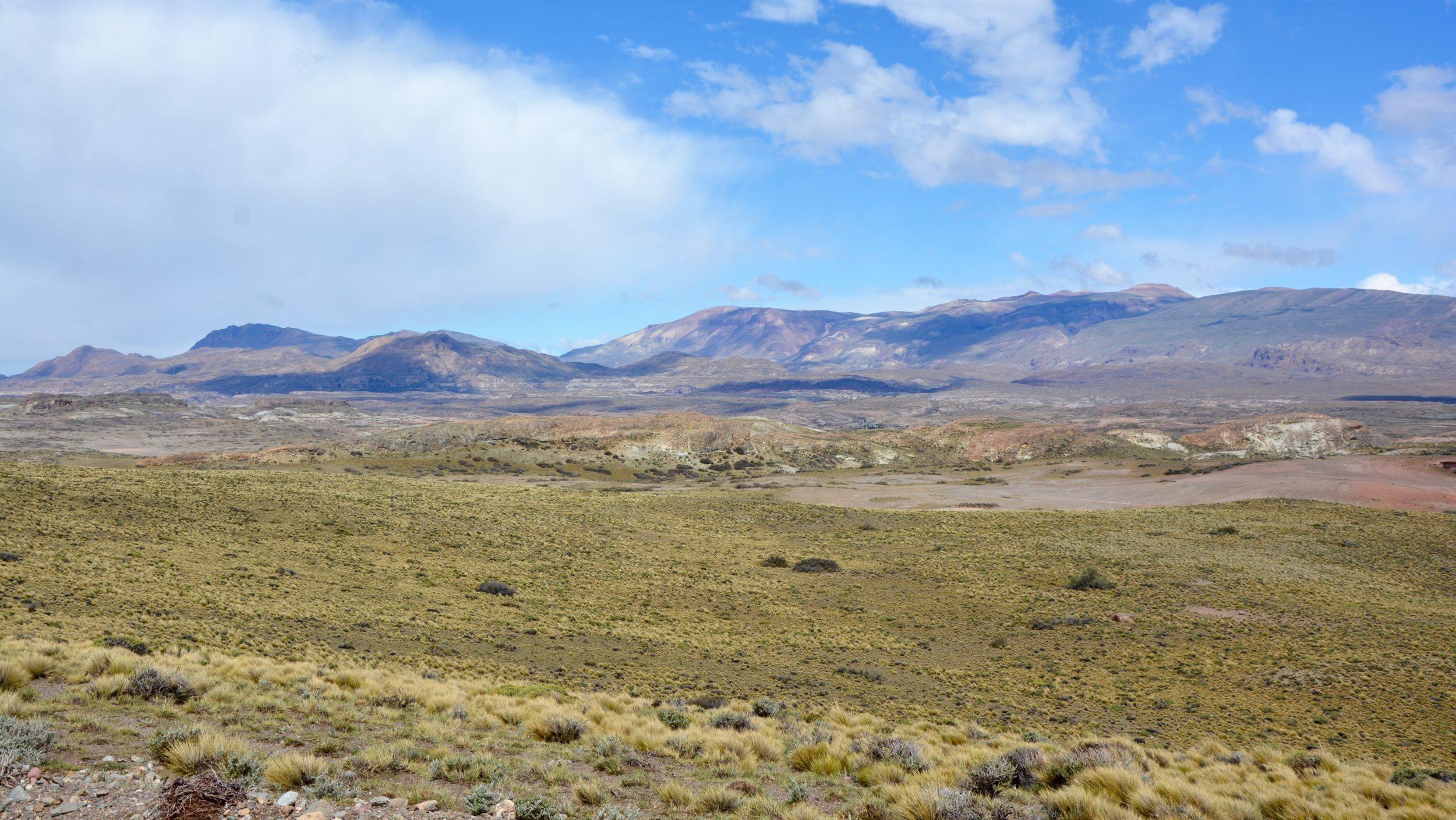 Patagonie, Paso Roballos