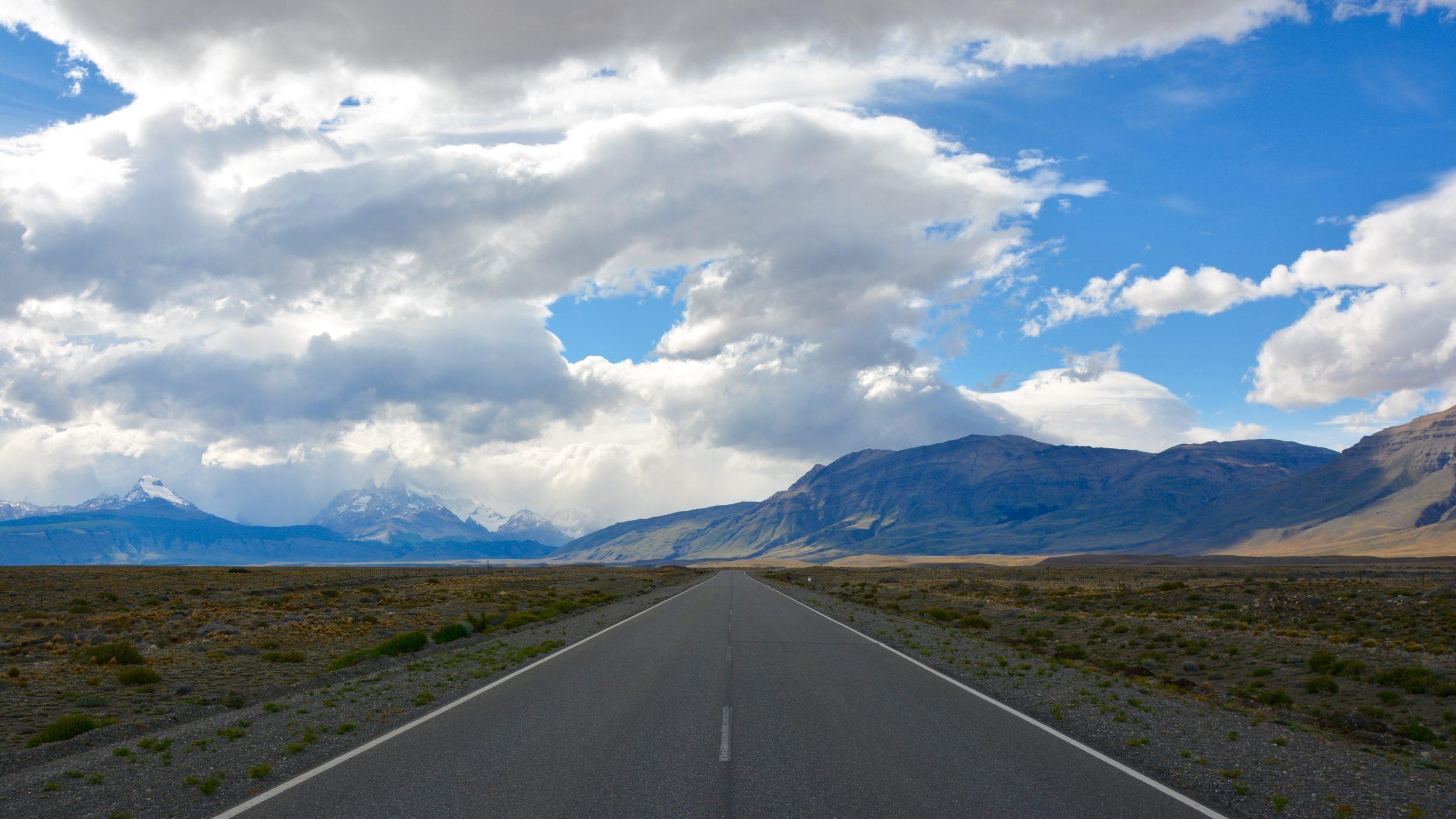 Patagonie, ruta 40