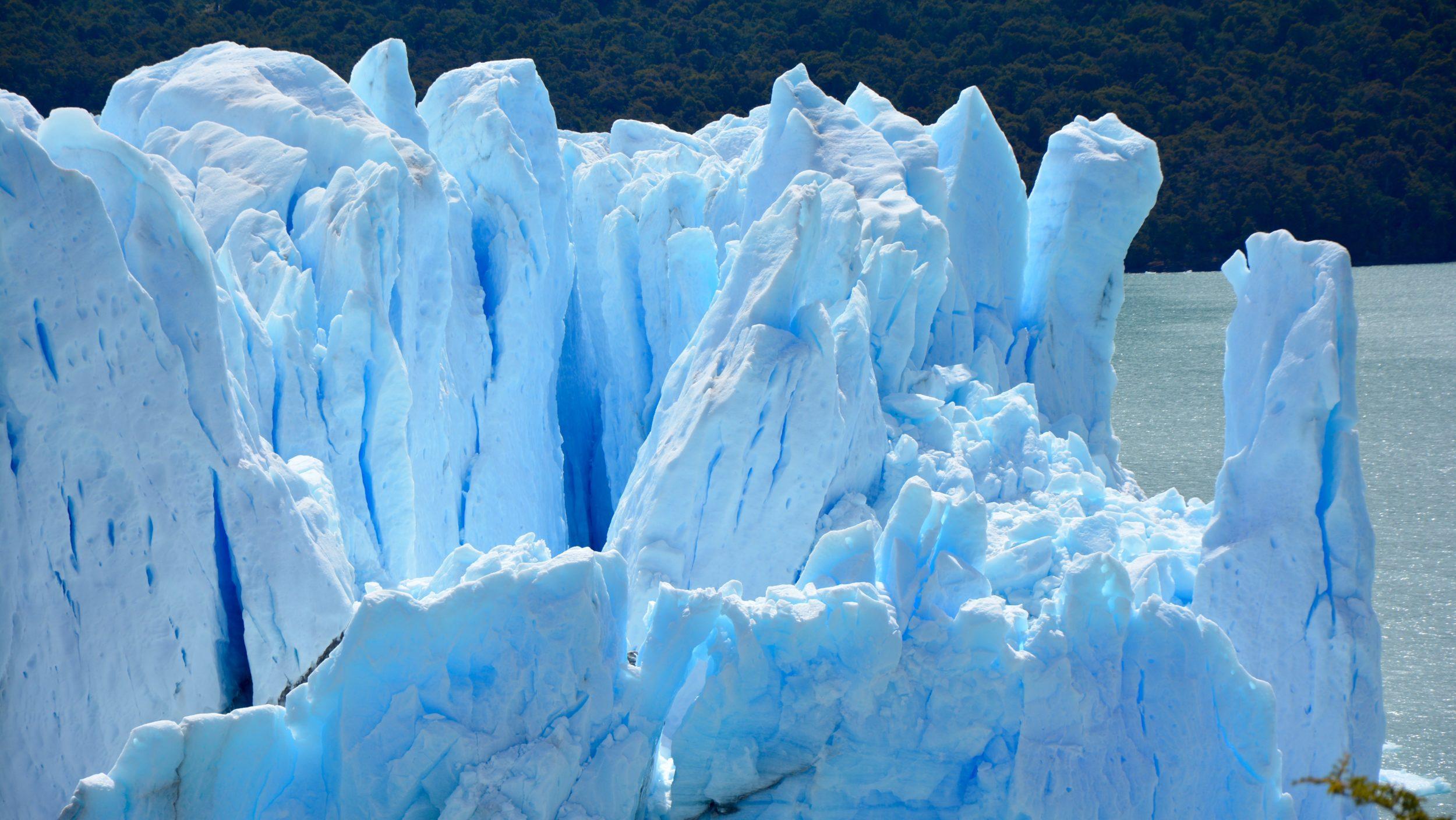 Perito Moreno, point de rupture, Los Glaciares