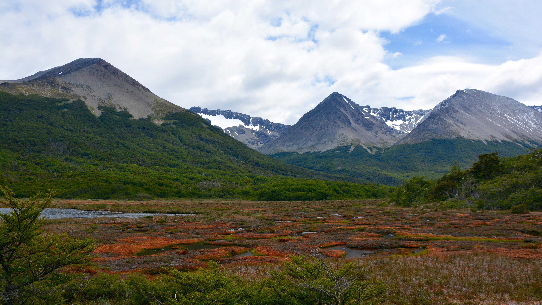 Le glacier Martial, Ushuaia