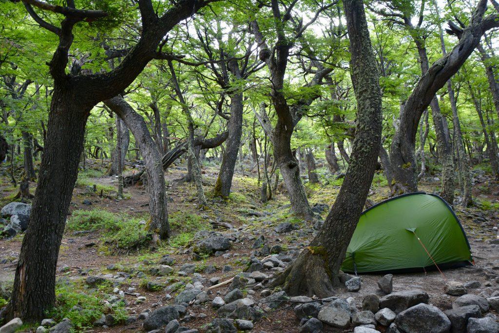 Torres Camp, Torres del paine