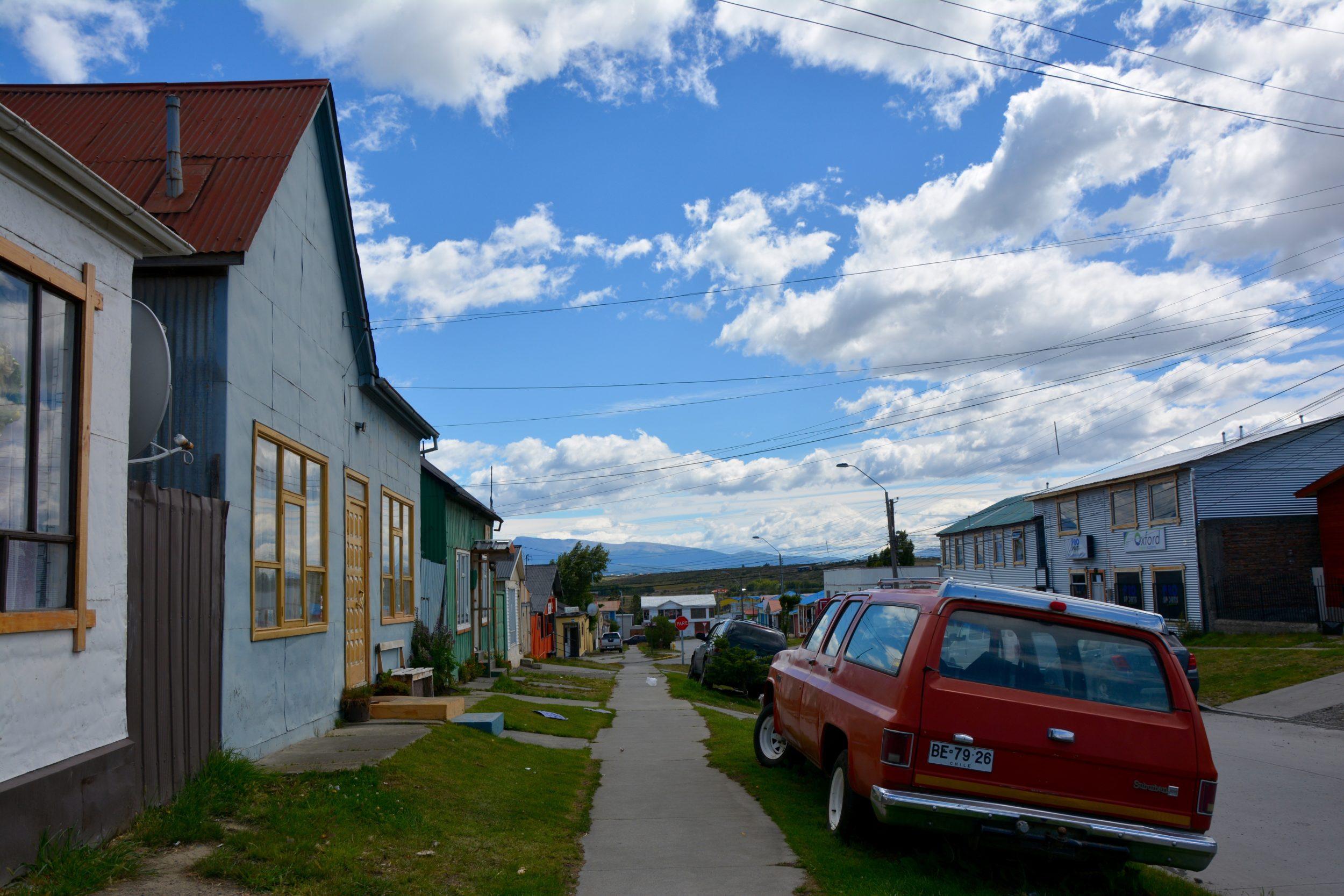 Puerto Natales, centre ville