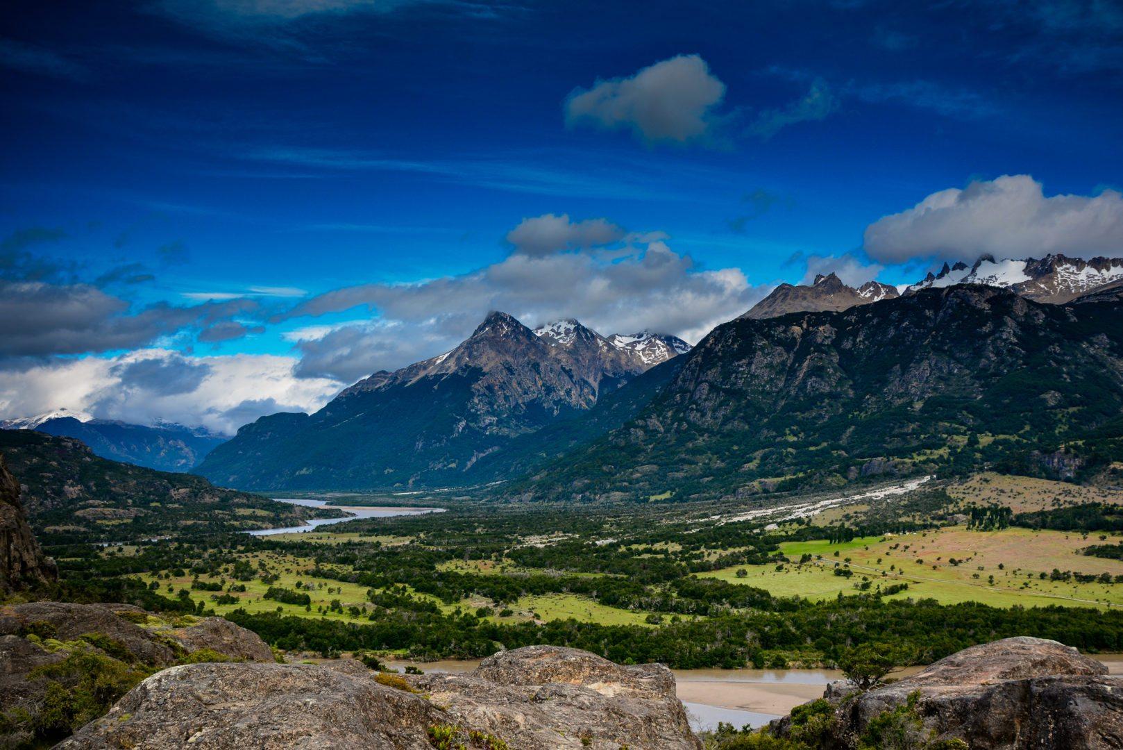 Vallée du Cerro Castillo