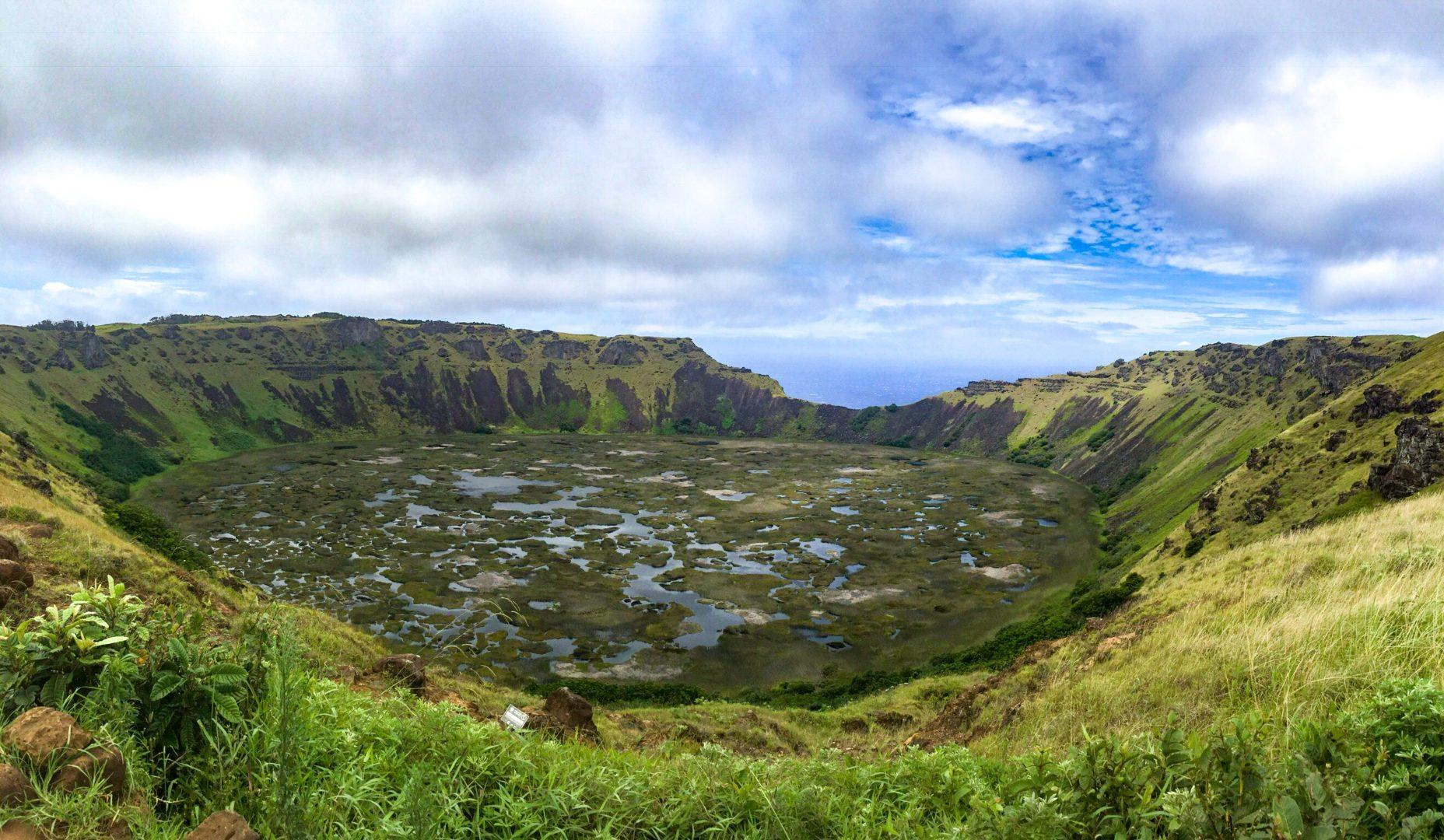 Rapa Nui - Ranu Kao