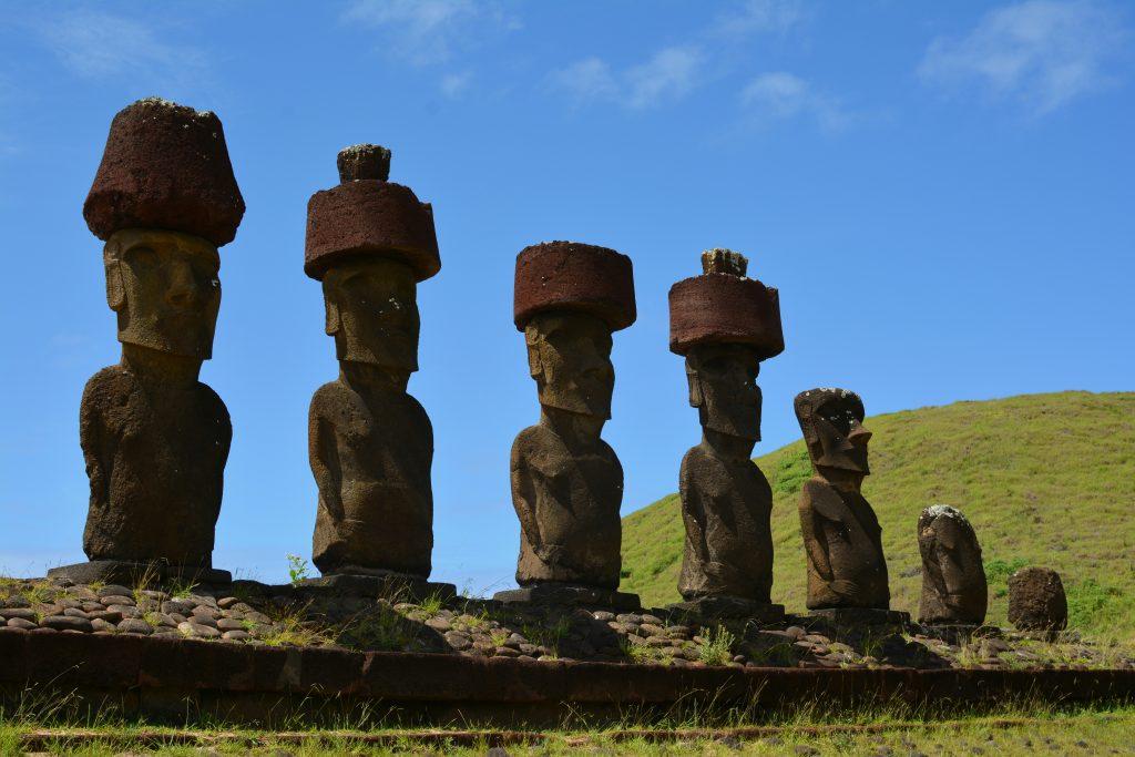 Ahu Nau Nau , Rapa Nui