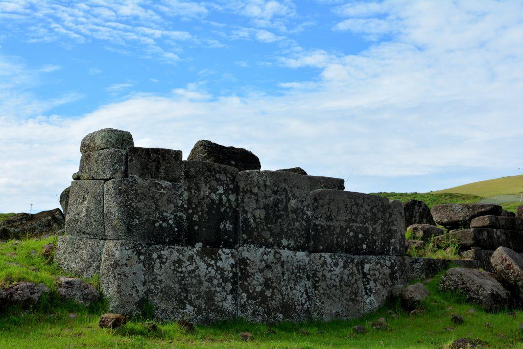 Rapa Nui Ahu Vinapu