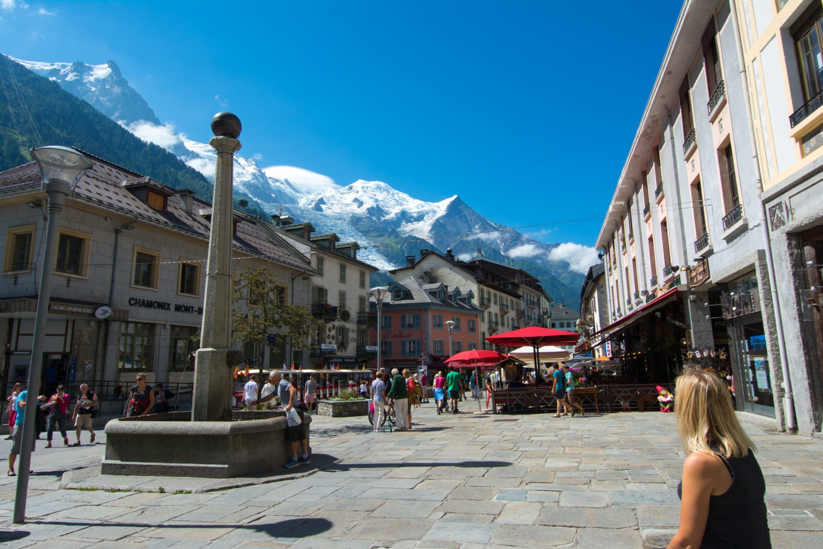 Weekend a Chamonix
