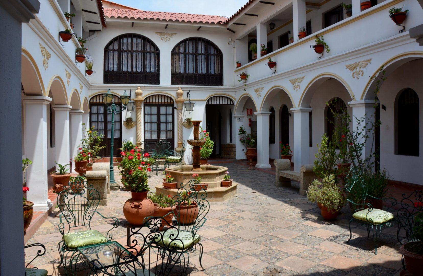 hotel bolivie