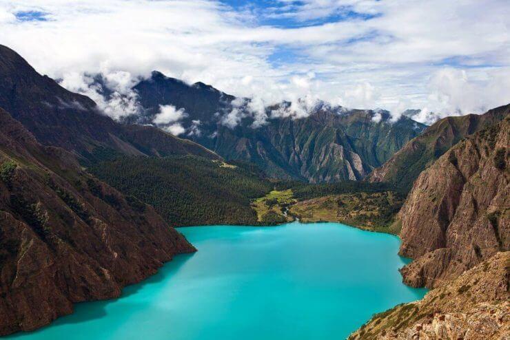 Phoksundo dolpo trek